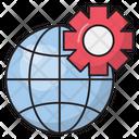 Web Development Browser Icon