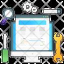 Code Optimization Web Coding Html Coding Icon
