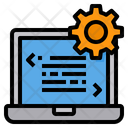 Web Development Coding Programming Icon