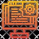 Web Development Program Web Design Icon