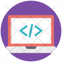 Web Development Coding Icon
