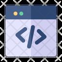 Web Development Web Development Icon