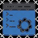 Web Development Webpage Internet Icon