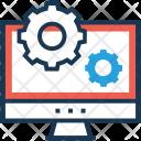 Web Development Programming Icon