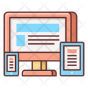 Web Devlopement Web Design Frontend Design Icon