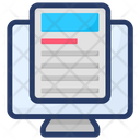 Web Document Icon