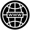 Web Domain Icon