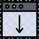 App Download Export Icon