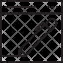 Web Editor Online Icon