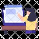 Web Education Icon