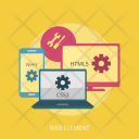 Web Element Icon