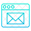Web Email Web Email Icon