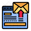 Web Email Browser Email Icon