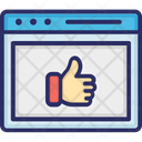 Web Feedback Feedback Website Icon