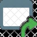 Web Forward Web Search Web Browser Icon