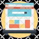 Web framework Icon