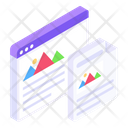 Web Gallery Web Landscape Gallery App Icon