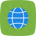 Web Globe Earth Icon