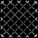 Browser Web Graph Web Layout Icon