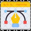 Web Graphic Graphic Design Web Design Icon