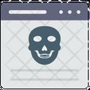 Hacker Hacking Thief Icon