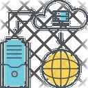 Mweb Hosting Icon