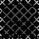 Web Hosting Database Hosting Icon