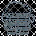 Web Hosting Server Site Icon