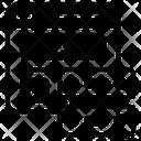 Web Hosting Web Dataserver Web Datacenter Icon