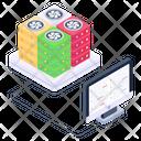 Web Server Web Hosting Server Hosting Icon
