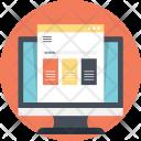 Web Hosting Plan Icon