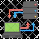 Web Hosting Service Icon