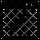 Site Website Backlink Icon