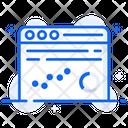 Web Analytics Web Ranking Web Infographic Icon
