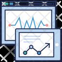 Web Infographic Data Infographic Data Analytics Icon
