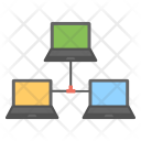 Web Interconnection Icon