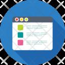 Web Interface Ul Icon