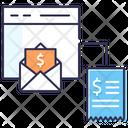 Invoicev Web Invoice Invoice Icon
