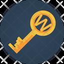 Web Key Secure Web Web Icon