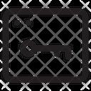 Web Key Web Lock Website Password Icon
