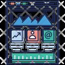 Web Layout Web Design Responsive Design Icon