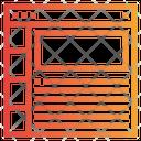 Web Layout Icon