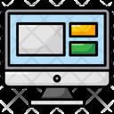 Web Interface Web Layout Web Designing Icon
