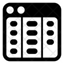 Web Layout Web Template Web Design Icon