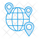 Web Location Icon
