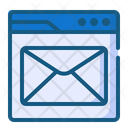 Mail Web Marketing Seo Icon