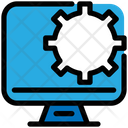 Setting Computer Monitor Icon