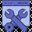 Configuration Maintenance Settings Icon