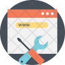 Web Maintenance Services Icon