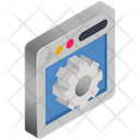 Business Finance Website Icon